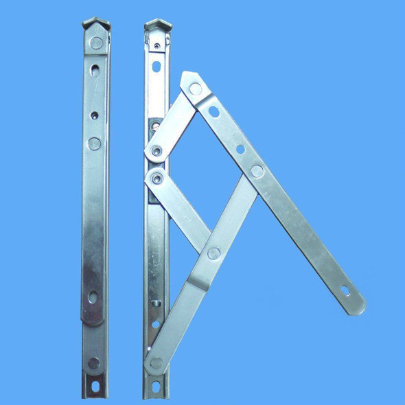 Bulk Purchase Box of UPVC Window Hinges - 10 UNIVERSAL Top Hung - 25 pair