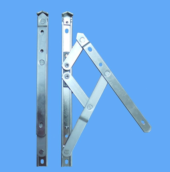 Bulk Purchase Box of 12 Top Hung UNIVERSAL Window Hinges - 25 Pair