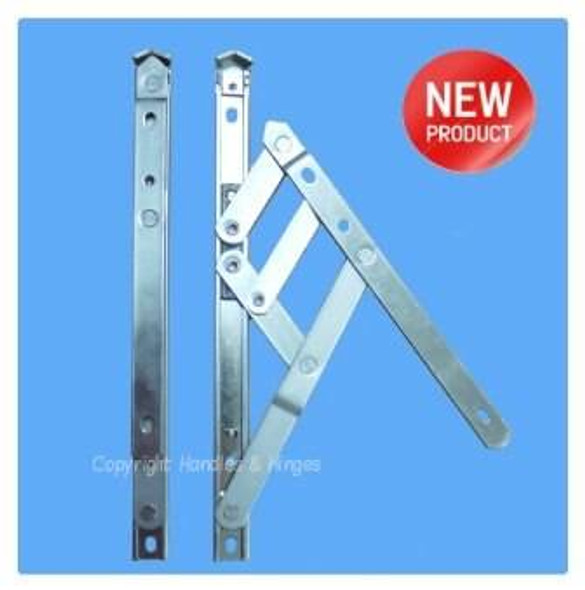 Bulk Purchase Box of 12 SIDE Hung UNIVERSAL Window Hinges - 25 Pair