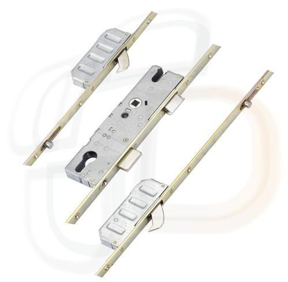 Winkhaus Multipoint, 2 Hooks, 2 Rollers, Lift Lever L/L or Split Spindle S/S 35mm backset