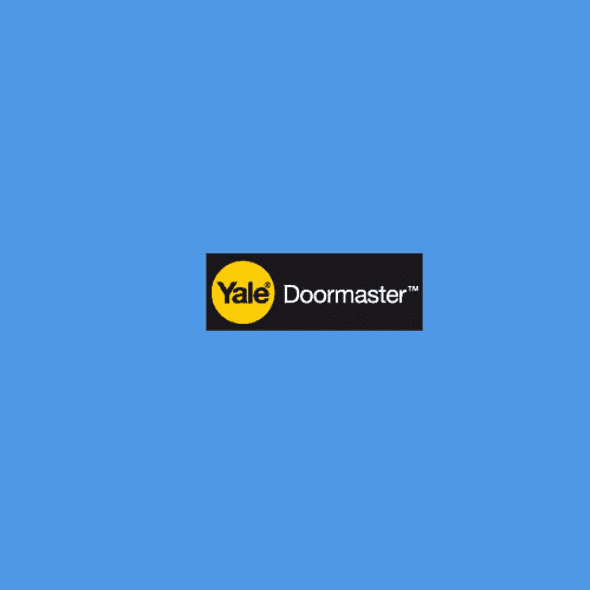 Yale Doormaster Professional Repair Multipoint, 3 Hooks and Round 20mm Faceplate, 45mm Backset