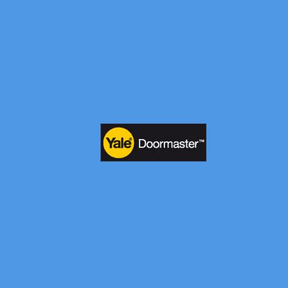 Yale Doormaster Universal Repair Multipoint, 2 Rollers and 2 Mushrooms, 35mm Backset