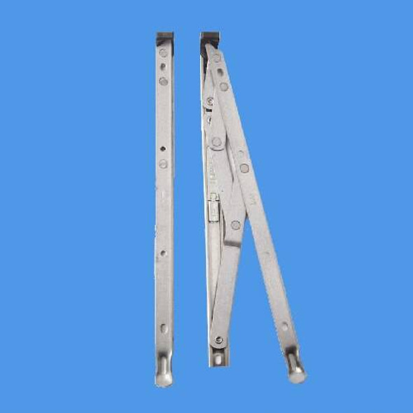 12 Restricted Opening UPVC Window Hinges