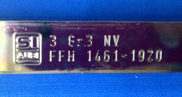 Tilt and Slide Sigenia Si Patio Door Drive Gear - FFH 1461-1920