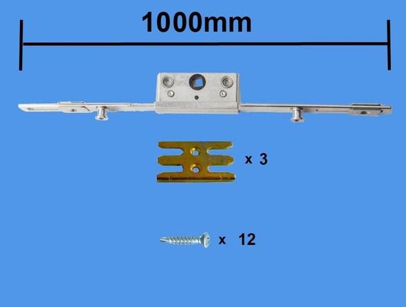 Roto GR1000 Window Lock Kit