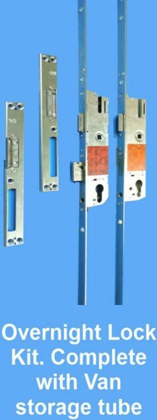 Overnight Lock Kit for 92PZ Multipoint Doors