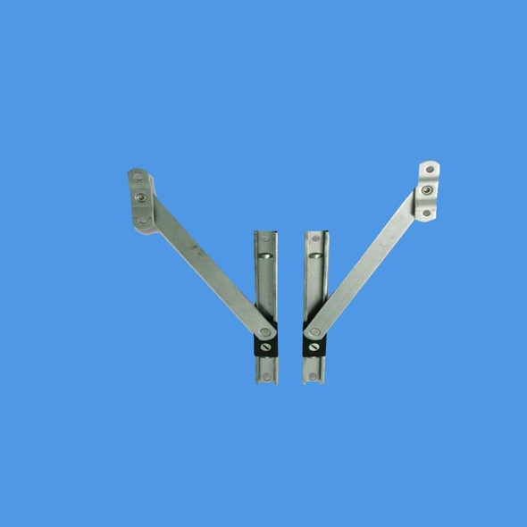 Fixed Window Restrictor Stay - Ideal for Hotels, Schools and Public Buildings