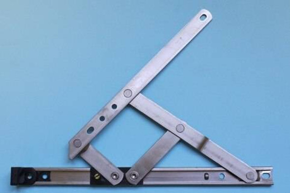Bulk Purchase Box of 12 Top Hung Window Hinges - 25 Pair