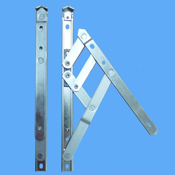UPVC Window Hinges - 12 UNIVERSAL Side Hung