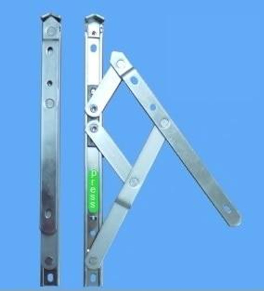 UPVC Window Hinges with Restrictor - 20 UNIVERSAL Top Hung