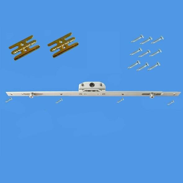 Coldseal Tallon Replacement Window Lock KIT - 400mm