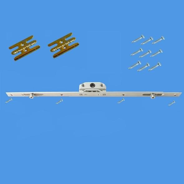 Coldseal Tallon Replacement Window Lock KIT - 800mm