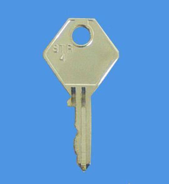 RR538 Everest Window Handle Key by Strebor - EE70