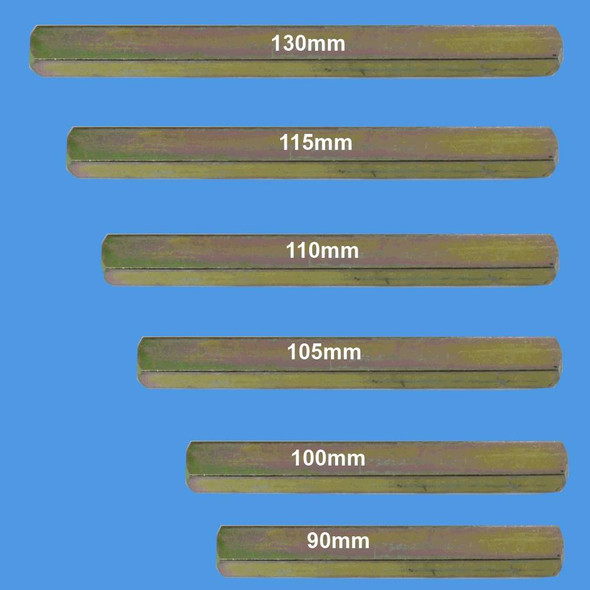 Door Handle Spindles - Spare Spindles for UPVC Front or Back Doors