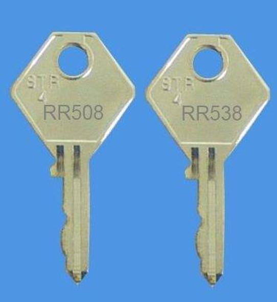 RR Window Handle Keys by Strebor Kit – EE69, EE70