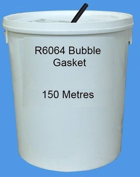 Reddiplex R6064 Bubble Gasket Double Glazing Seal, Bulk Purchase 150 metres