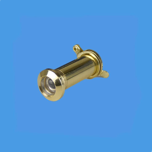 Spyhole for UPVC Doors, with 160 Degree View, in Chrome