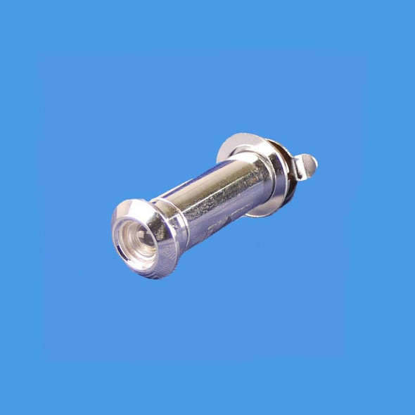 Spyhole for UPVC Doors, with 160 Degree View, in Gold