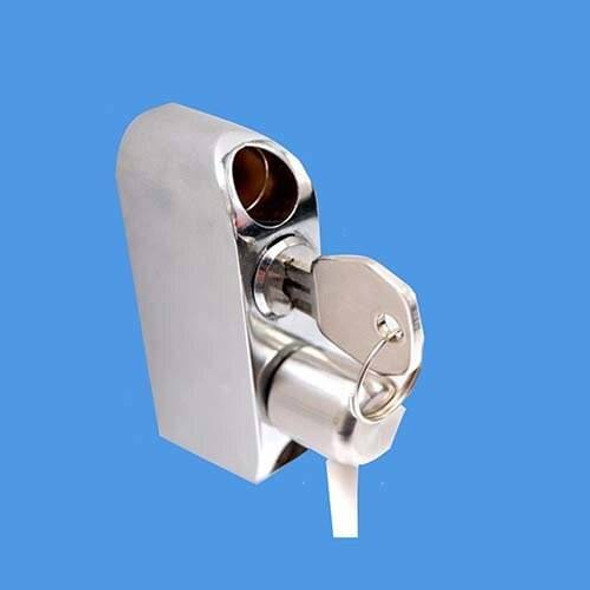 Cable Window and Door Restrictor for UPVC or aluminium Cardea - CHROME
