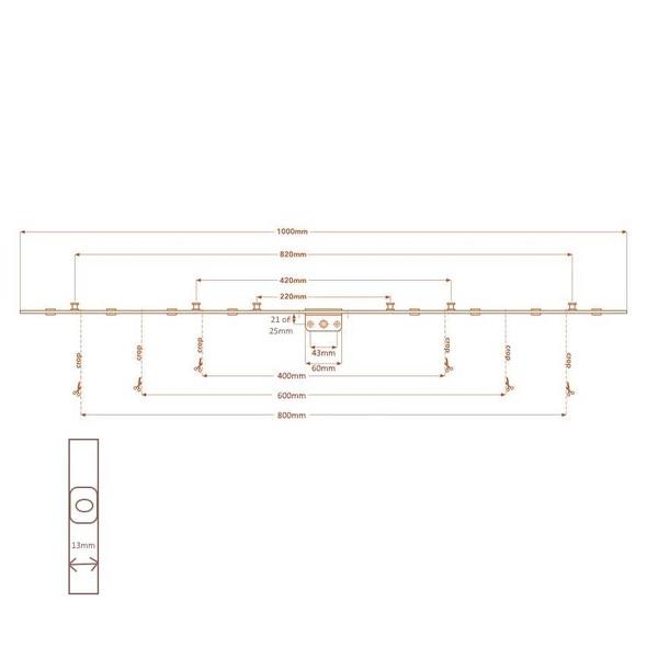 VERSA Inline/Offset Espag 25/Crop 6/M 13FP