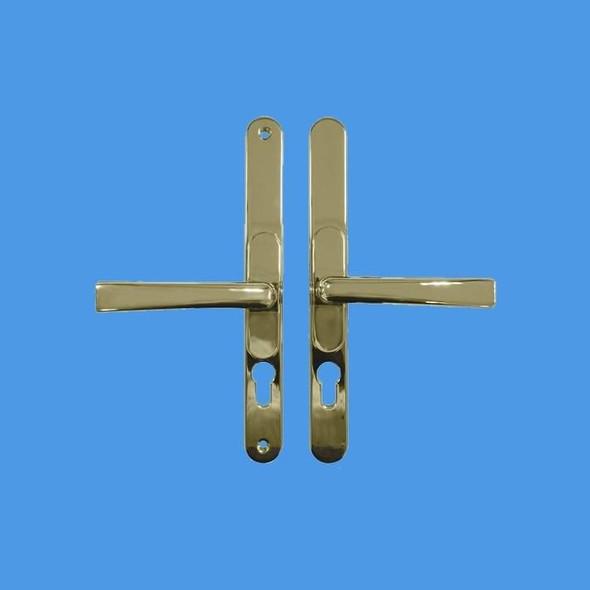 Universal Door handles in GOLD