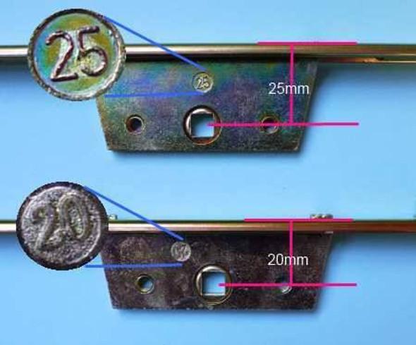 WMS Avocet U-Rail Window Locking Mechanisms