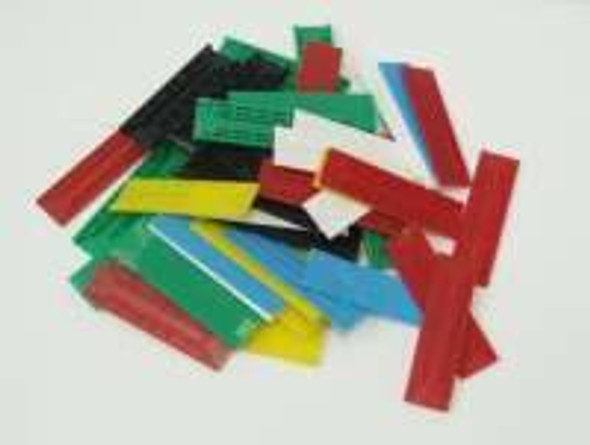 Mixed Packers for repacking doors and windows, Bag of 100