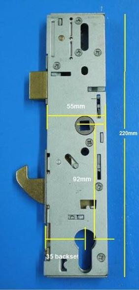 Era, Saracen, Surelock Replacement Gearbox with Hookbolt