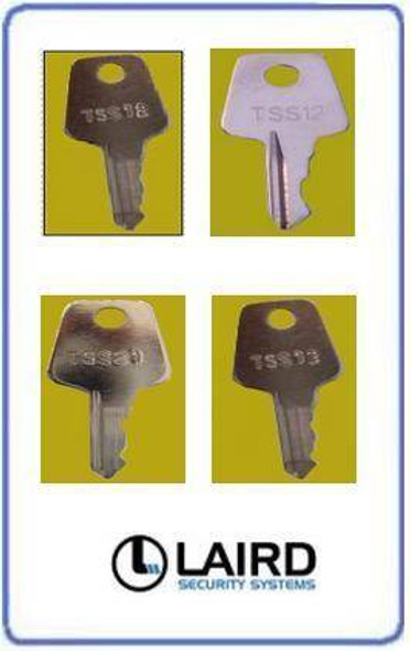 Laird Window Handle Key – TSS Pack, TSS12, TSS13, TSS18, TSS21