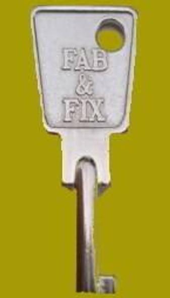 Fab and Fix Window Handle Key - EE41
