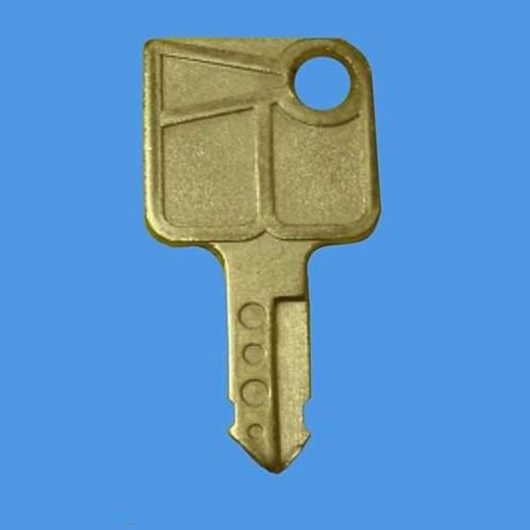 Espag Window Handle Key - EE28