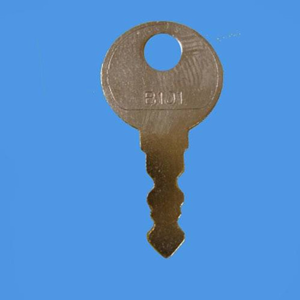 Mila Window Handle Key B101 - EE31