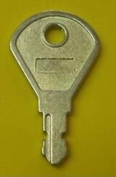 Saracen Window Handle Key - EE33