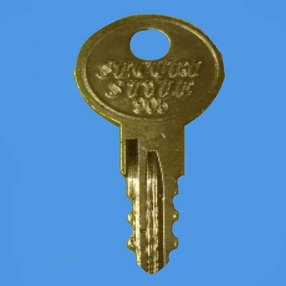Securistyle 905 Window Handle Key - EE40