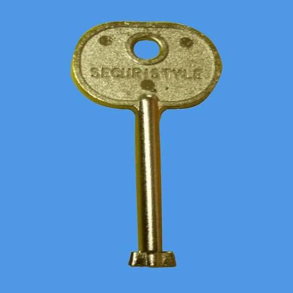 Securistyle Window Handle Key - EE39