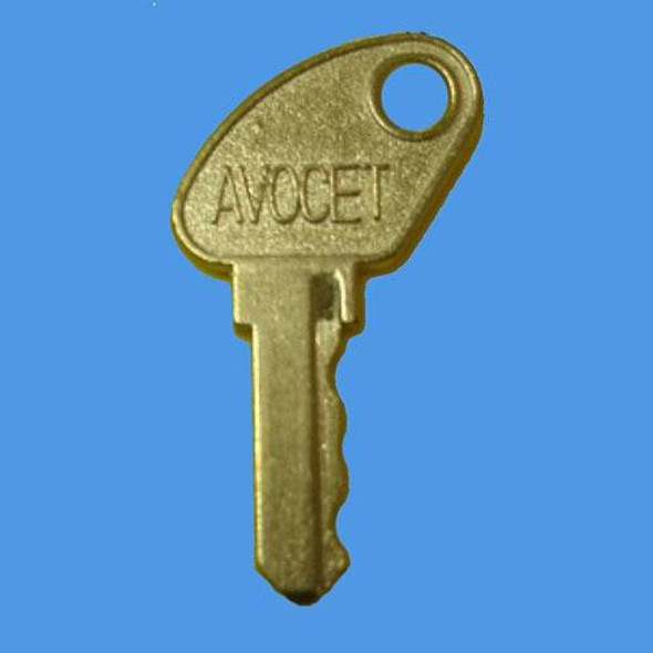 Avocet Lightening Window Handle Key - EE1