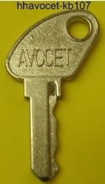 Avocet Lightening Window Handle Key - EE1