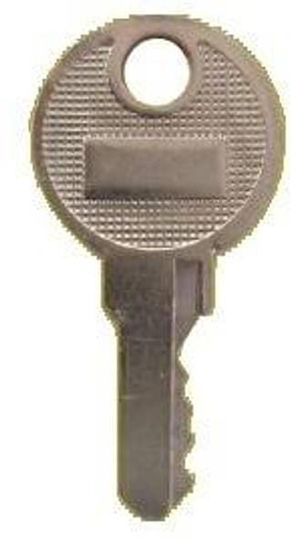 Avocet Falcon Window Handle Key - EE55
