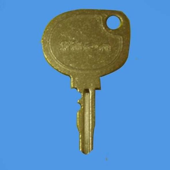 Titon 27 Window Handle Key - EE45
