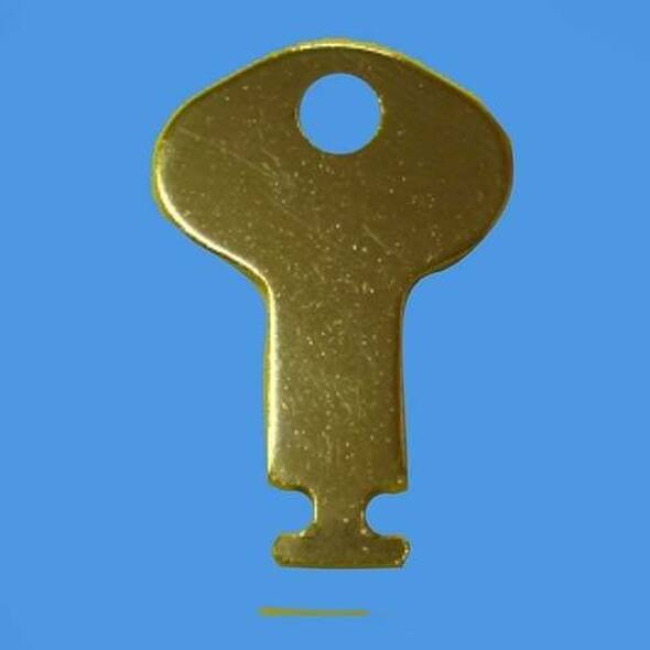 Titon Chelmer Window Handle Key - EE44