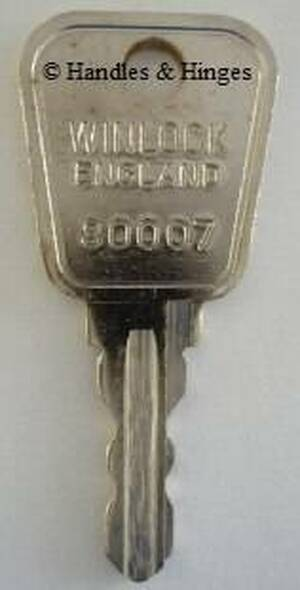 Winlock 80007 Window Handle Key - EE59