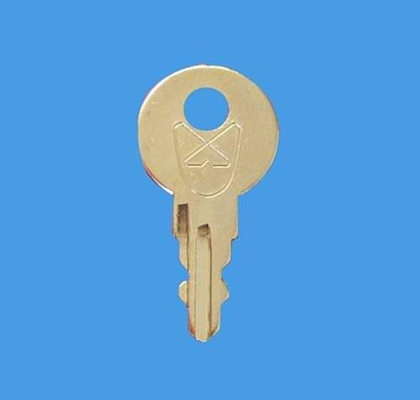 Titon Alliance Window Handle Key - EE46
