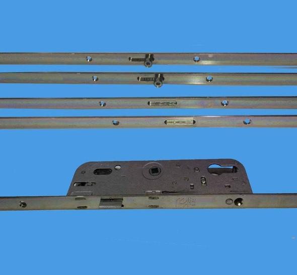 FERCO 635 Multipoint Sprung Door Locks, 2 Roller