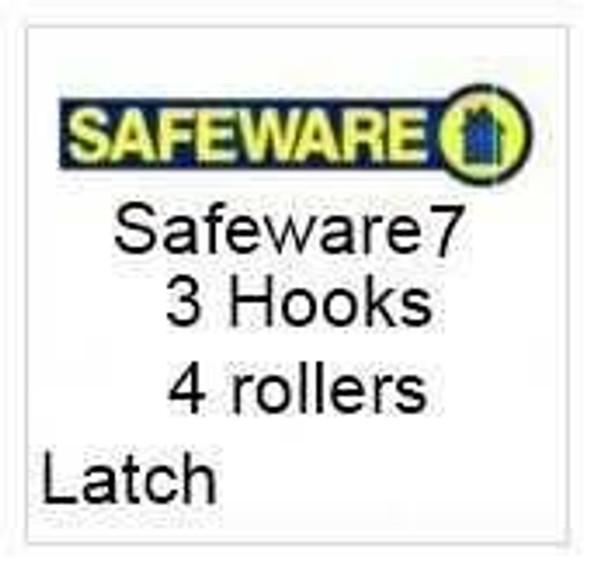 Safeware 7 UPVC Door Lock