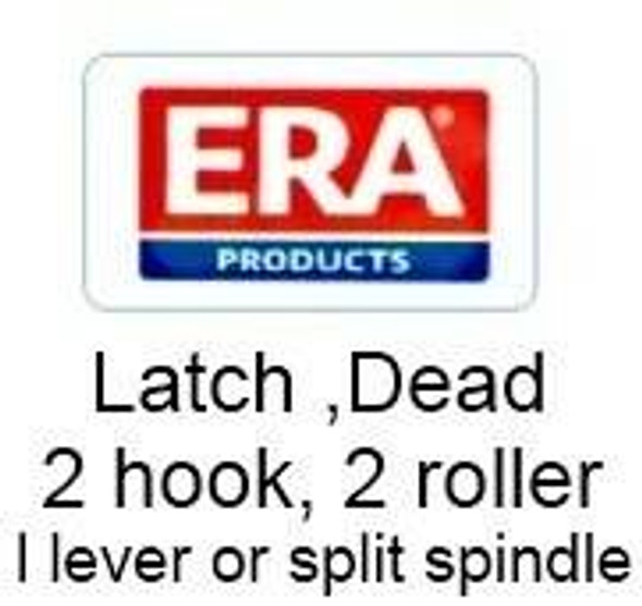 ERA Saracen Multipoint, 2 Hooks and 2 Rollers