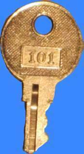 Vitawin 101 Window Handle Key - EE8