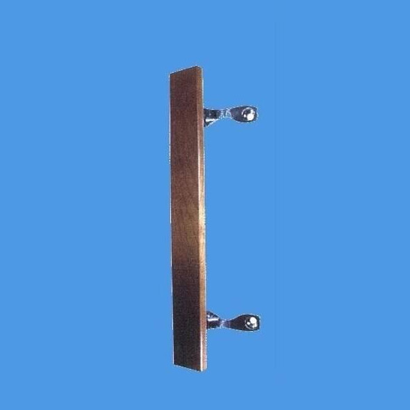 Patio Door Wooden Pull Handle