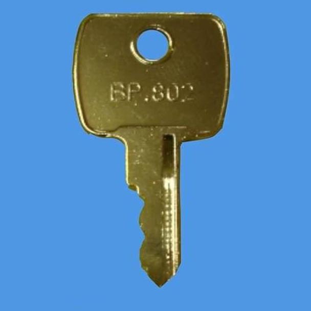 B and P Window Handle Key - EE2