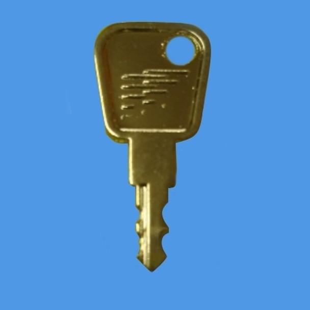 Connoisseur Window Handle Key - EE15