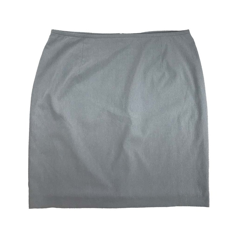 90s Vibes Straight Mini Skirt